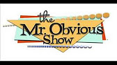 38b5bc7f Mr. Obvious - The Christmas Tree - YouTube