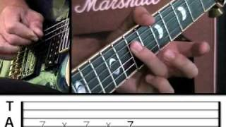 Guitar Lesson 11 Funk www.vGuitarLessons.com.mp3