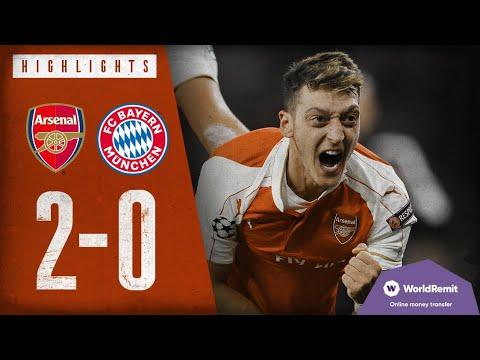 Download Arsenal 2-0 Bayern Munich | Arsenal Classics | Champions League highlights | 2015