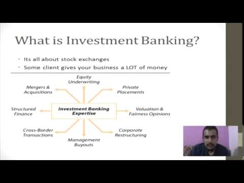 Retail Banking Vs Investment Banking