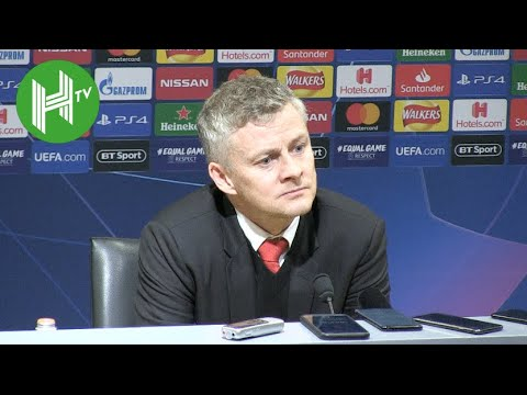 Man United 0-2 PSG | Solskjaer: We're Man United, we always bounce back!