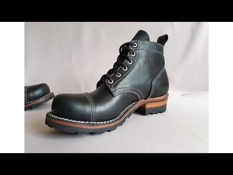 Ботинки РОЙС доппельные / Royce Stitchdown Boots