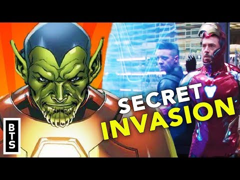 Marvel Phase 4 Theory: Skrulls Are The New Thanos