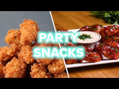 10 Recipes For Everyone At Your Party • Tasty