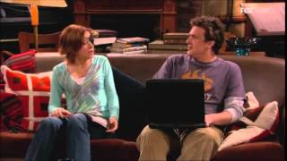 HIMYM - How long have you been sitting there?