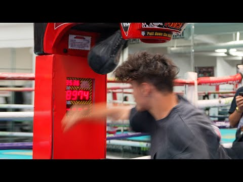 How Hard Can FaZe Jarvis Punch?