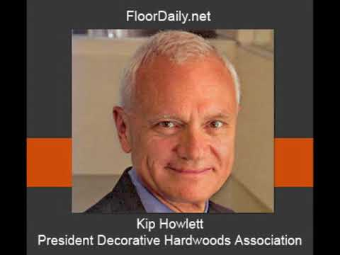 FloorDaily.net: Kip Howlett Discusses New DHA Brand, Formaldehyde and Standards