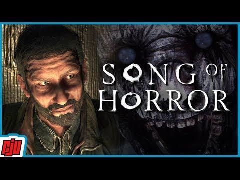 Song Of Horror Part 2 | Horror Game | PC Gameplay | Full Walkthrough