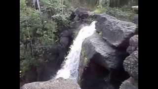 Pemandangan Alam, Air Terjun Indah