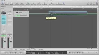 Logic Pro: Pitch Shift