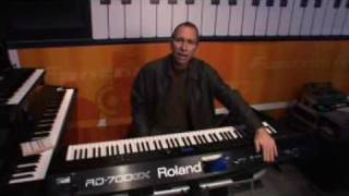 Roland Rd 700gx Overview And Demo | Uniquesquared.com