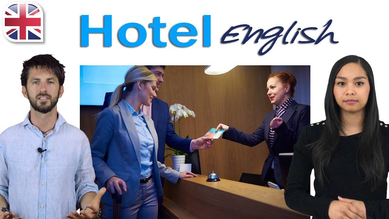 Hotel English – Using Travel English at Hotels