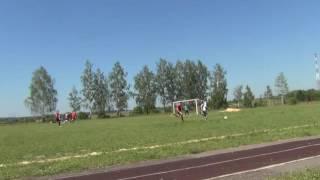 Футбол. Хвастовичи - Бетлица