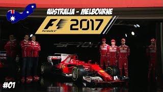 Robin DARAI vs. Leo CROWE // F1 2017 COOPERATIVE CHAMPIONSHIP // #1