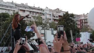 Download Στο Θεό με πάει (Acapella) | Ελένη Φουρέιρα / Eleni Foureira @ΔΕΘ Soundcheck 12.9.2015 MP3 song and Music Video