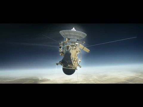 Going out in a Blaze of Glory: Cassini Highlights and Grand Finale | Von Kármán Lecture Series: 2017