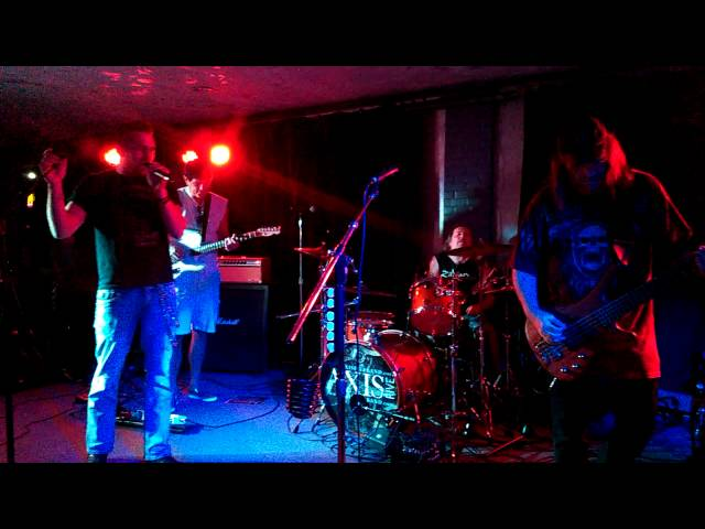 """Trouser Billy covering """"Muckalee Creek Water"""" live at show #1 for The Rock Your Boots Off Tour"""