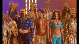 Ausschnitte aus dem Musical Aladdin 2016