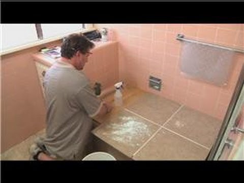 Cleaning Tile How To Clean Abrasive Ceramic Floor Tiles Youtube