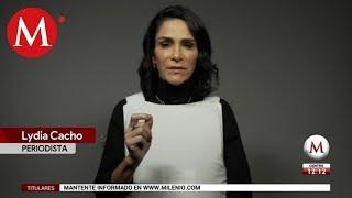 Lydia Cacho celebra orden de aprehensión contra Mario Marín y Kamel Nacif