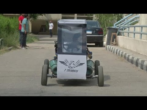 Compressed Air Car >> A Compressed Air Vehicle Project To Fight Rising Fuel Prices In Egypt No Comment
