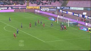 Video Gol Pertandingan Napoli vs Cagliari