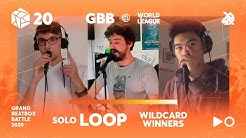 GBB 2020: World League | LOOPSTATION Wildcard Winner Announcement