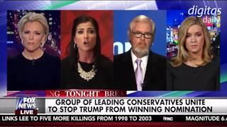 Dana Loesch Attacks Donald Trump