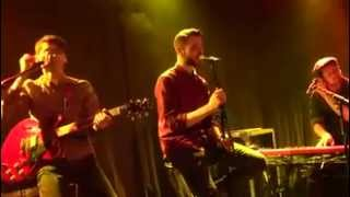Roman Lob - Where Are We Now - Round Table 28-Unplugged/15.11.2014