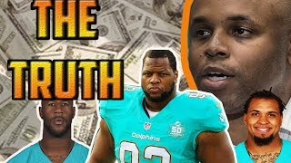 THE TRUTH! THE REAL REASON THE MIAMI DOLPHINS ARE DOING BAD!! THE ROOT OF THE PROBLEM!