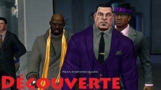 (Découverte) Saints Row 4 - Marcus Fenix président! [Gameplay Xbox360 1080p-FR]