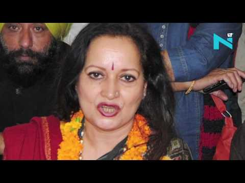 Actress Himani Shivpuri joins BJP