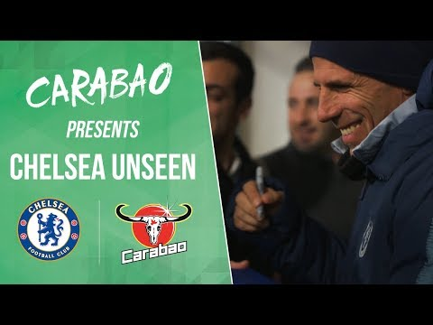 BATE Backstage, Training Ground Worldies, Rondo Funnies! | Chelsea Unseen Mp3