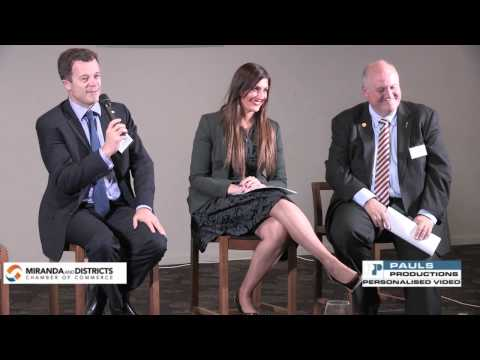 Q&A Chambers of Commerce political forum