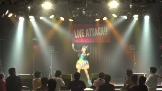 アイドル『虹の架け橋』ライブ(一人虹架け) ※一般公開期間限定NJKK151205