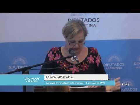 COMISIÓN EN VIVO: H. Cámara de Diputados de la Nación - 19 de Abril de 2018