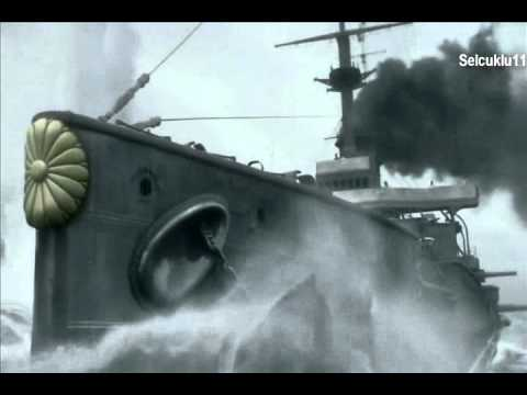 Russo-Japanese War In 1904 Battle Of Tsushima  Baltic Fleet Vs Japan Flreet In 27-28 May 1905