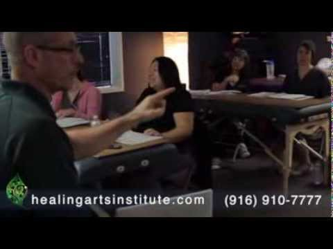 Personal Growth: Studying Massage Therapy at Healing Arts Institute, Citrus Heights, CA