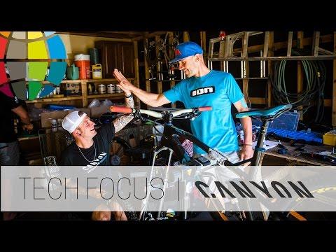 The Life of an EWS Mountain Bike Mechanic...