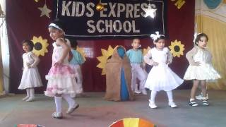 Kids Express School 5th Annual Function Dance Video 2012.