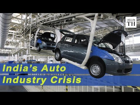 India's Auto Industry Crisis Explained