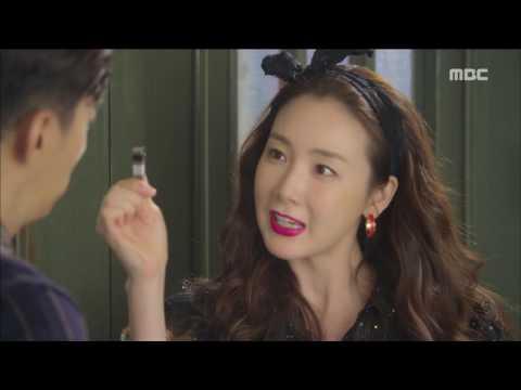 "[Woman with a Suitcase] 캐리어를 끄는 여자 ep.06 Choi Ji-woo ran into Joo Jin-mo ""Stop!"" 20161011"