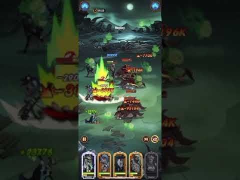 The Fable Forest Skreg Boss Battle