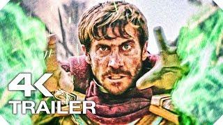 ЧЕЛОВЕК-ПАУК׃ ВДАЛИ ОТ ДОМА Русский Трейлер #1 (4K ULTRA HD) НОВЫЙ 2019 SuperHero Movie HD