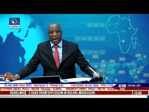Business Incorporated: Commodity Market Update On Nigeria Oil Sector