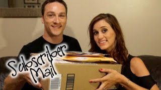 subscriber mail 2 9 12 13 carahslife vlog
