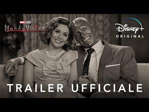 Marvel Studios' WandaVision   Trailer Ufficiale   Disney+