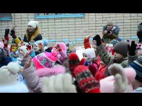 Физкультминутки и пальчиковая гимнастика на зимнию
