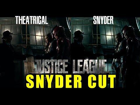 Justice League l Gordon Meets the Team l Snyder Director's Cut l Junkie XL l Fan-Made