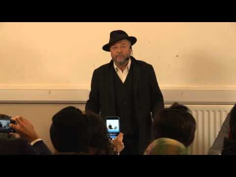 George Galloway: Mayor of London - Brent Speech - Part 2